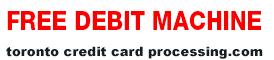 toronto credit card processing