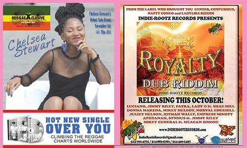 reggaexclusive magazine Sept 2014