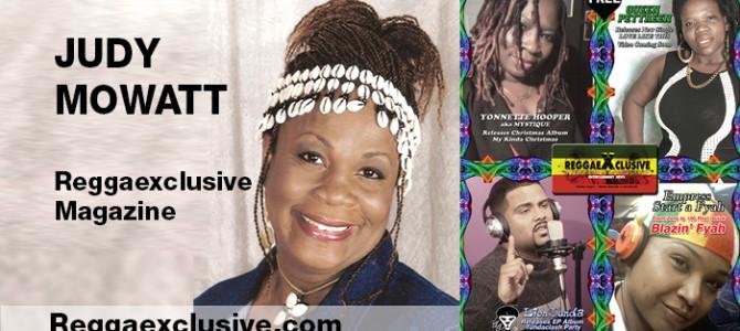 JUDY MOWATT  Jamaican reggae artist