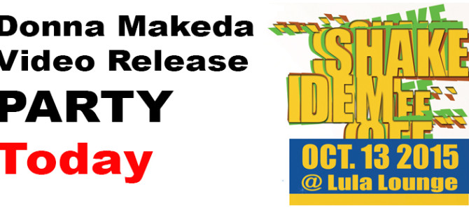 Donna Makeda Video Launch (Reggae Music Toronto)