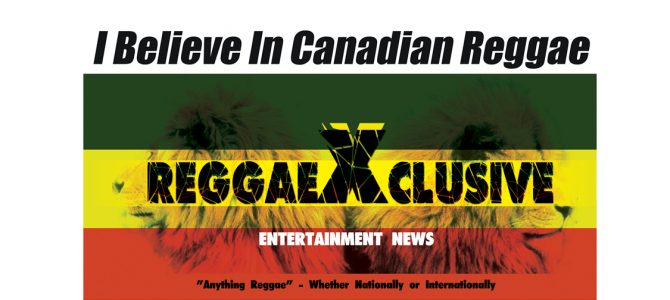 I Believe In Canadian Reggae T-Shirt
